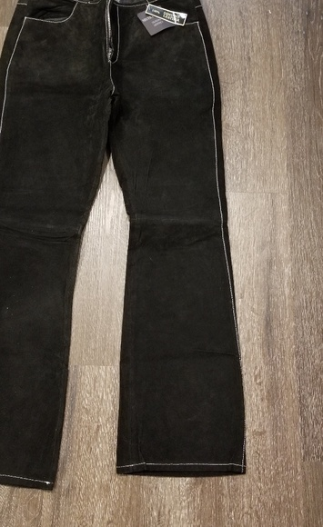 Wilsons Leather Pants - Suede Leather pants